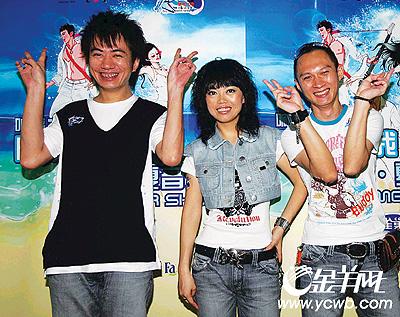与非门广州唱响风-夏音乐季 随后赴沈阳演出