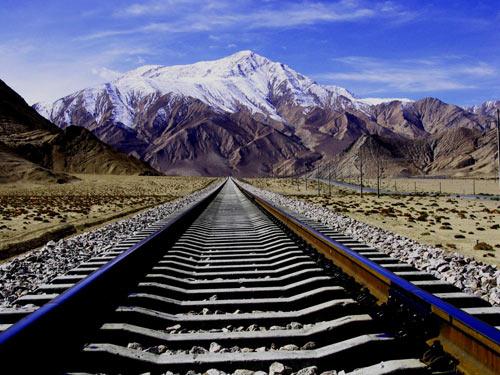 青藏铁路图片-搜狐旅游