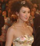 第9届上海电影节开幕红地毯-女星各有风情