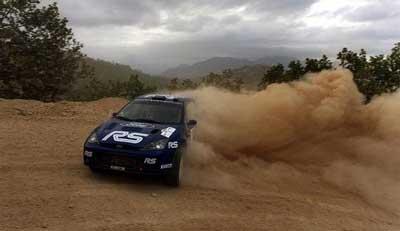 浓郁运动风 福克斯WRC纪念版限量上市