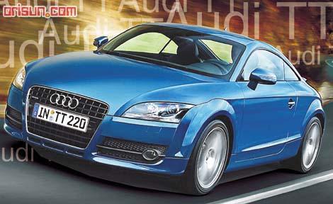 [新车]拆解新版 Audi TT 进化暗号(组图)