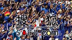 香取慎吾再续不败神话 全心支持日本足球进攻