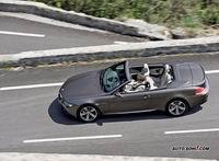 泄露:2007宝马敞篷M6的官方图片亮相