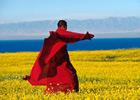 青藏铁路图片幻灯-藏区人文