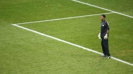 图文:多哥0-2瑞士 没有破门球员很懊恼