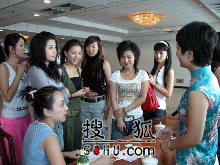 《梦想中国》北京赛区:抽签决定比赛顺序