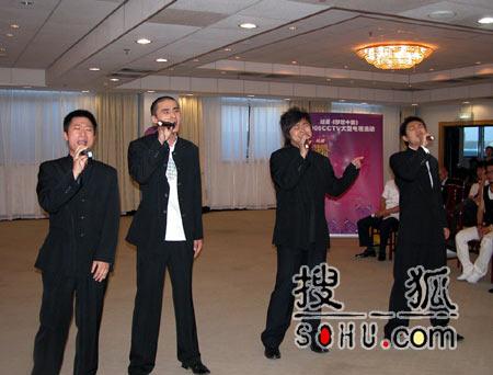 《梦想中国》北京赛区:新青年组合试音定歌