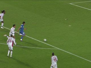 幻灯:巴拉圭VS特立尼达和多巴哥第二个进球