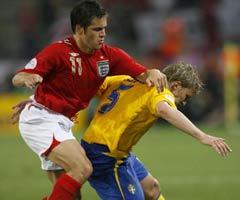 06德国世界杯之星,箭鱼,乔-科尔,英格兰
