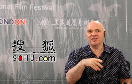 独家:陆川徐静蕾与好莱坞导演明格拉对话(图)