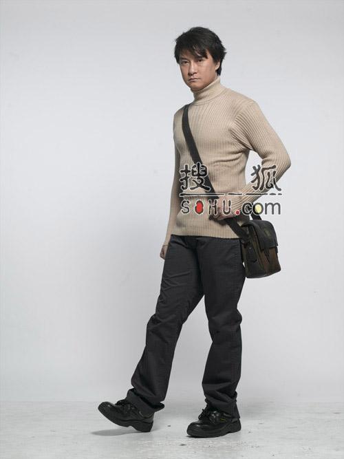 刘锡明加盟《一钵万里游》 演绎完美新好男人