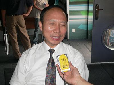 搜狐旅游专访河北省旅游局局长王新勇先生