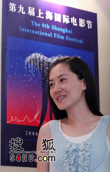 李芸婵专访:电影为我的世界打开一扇窗(图)