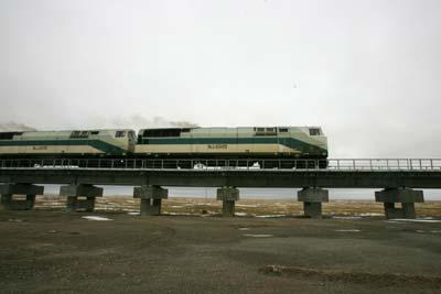 探访青藏铁路系列一 铁路建设史上最伟大的穿越