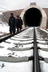 青藏铁路9大世界之最(组图)