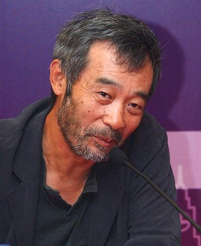 """""""亚洲新人奖""""评委集体亮相 田壮壮:我不老"""