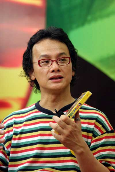 著名音乐人姚谦:港台流行音乐低龄化非常严重