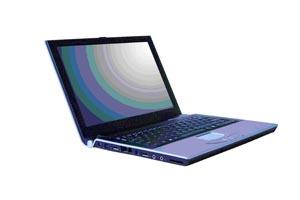 个性A30轻装上阵——长城电脑推出8999元12寸双核镜面笔记本
