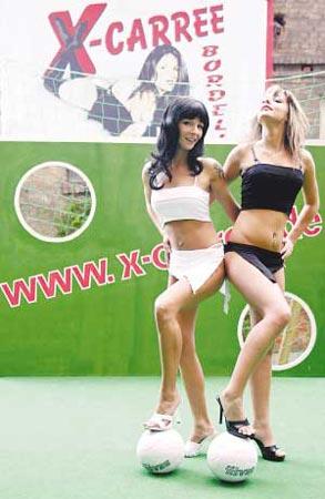 德国打击强迫卖淫效果不佳 世界杯害惨众妓女