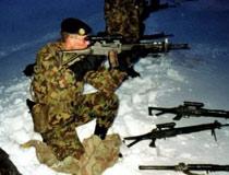 06德国世界杯之星,弗赖,瑞士,SG550突击步枪