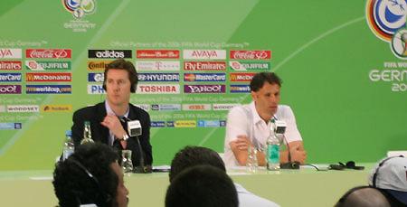 巴斯滕:比赛过程够丑陋 成熟葡萄牙会浪费时间