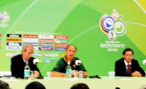 斯科拉里:胜利来之不易 我们的目标是冲进决赛
