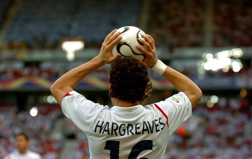 6月25日最佳图片:世界杯英格兰球员欧文