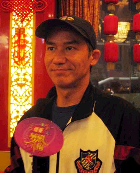 《梦想中国》西安赛区:李子雄