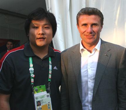 搜狐对话布勃卡:和舍瓦是朋友 南美球队将夺冠