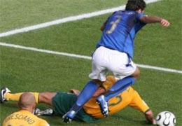 06德国世界杯之星,格罗索,我的左脚,意大利