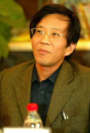 资料图片:首都师范大学教授陶东风