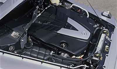 装备新柴油引擎 奔驰G级注入新活力
