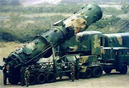 专家:中国东风-21导弹有能力突破导弹防御系统