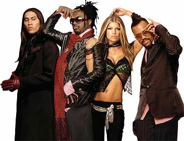 Black Eyed Peas(黑眼豆豆)介绍