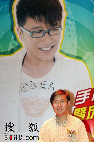 搜狐无线首发庞龙新唱片 全民情歌再唱响(图)