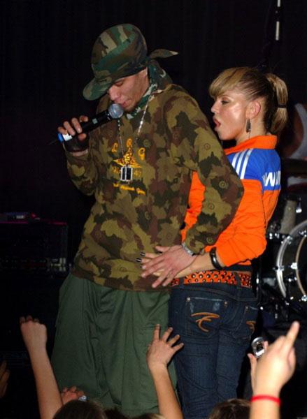 Black Eyed Peas(黑眼豆豆)现场精彩图片-3
