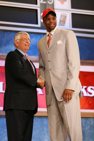 图文:2006年NBA选秀 第17顺位步行者威廉姆斯