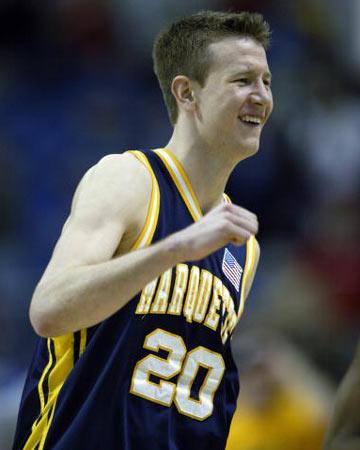 火箭第2轮摘NCAA三分王 诺瓦克曾得41分16篮板