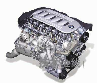 新款宝马X3发动机