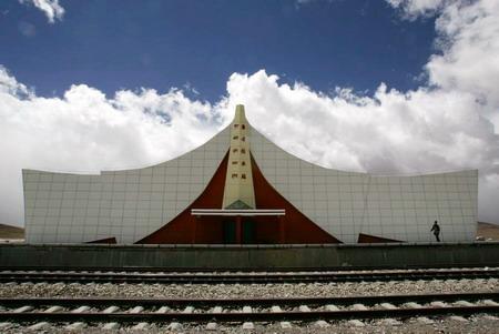 图文:世界铁路海拔最高点