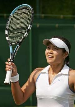 温网-李娜胜库兹娃进16强 中国首胜大满贯冠军