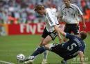 图文:德国5-3阿根廷 坎比亚索倒地铲球