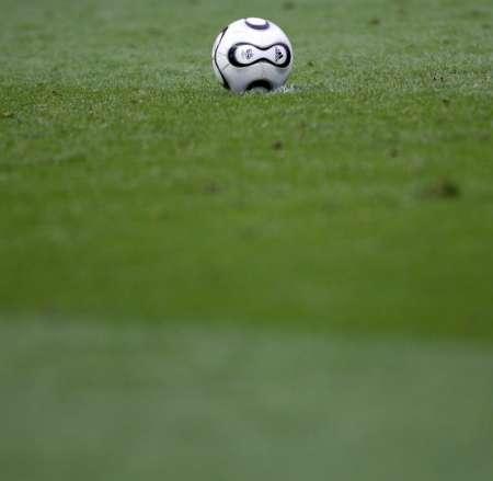 图文:德国5-3阿根廷 点球大战即将开始