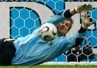06德国世界杯之星,爱国者,莱曼,德国,点球大战