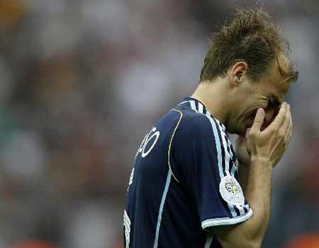 组图:阿根廷,又在哭泣
