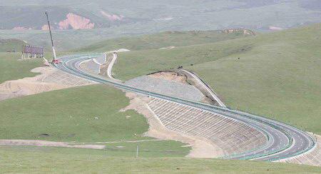 图文:青藏公路