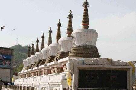 图文:青海塔尔寺