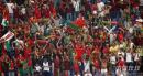 组图:英格兰1-3葡萄牙 兴奋的葡萄牙球迷