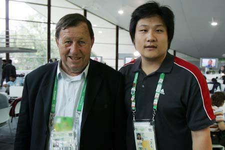 搜狐对话法国传奇教练 居伊鲁欣喜祖国淘汰巴西