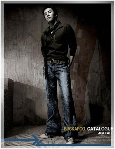 神话美图大赏之 牛仔裤广告照